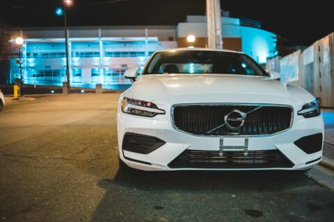Volvo ma system na cząsteczki PM 2,5